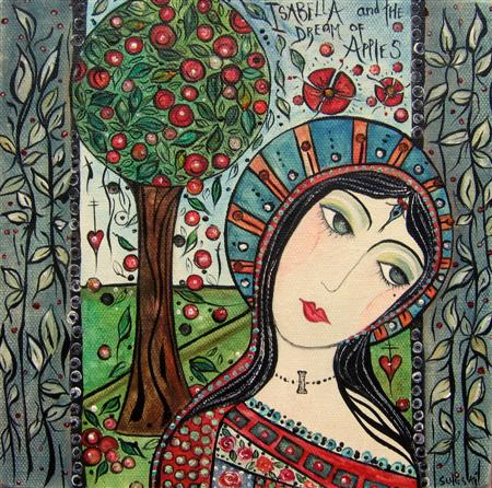 Isabella and the Dream of Apples