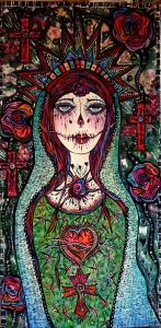 Letters for the Virgin - Calavera 1
